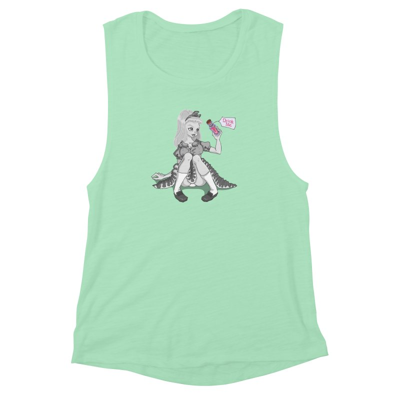 Alice Women's Muscle Tank by anishacreations's Artist Shop