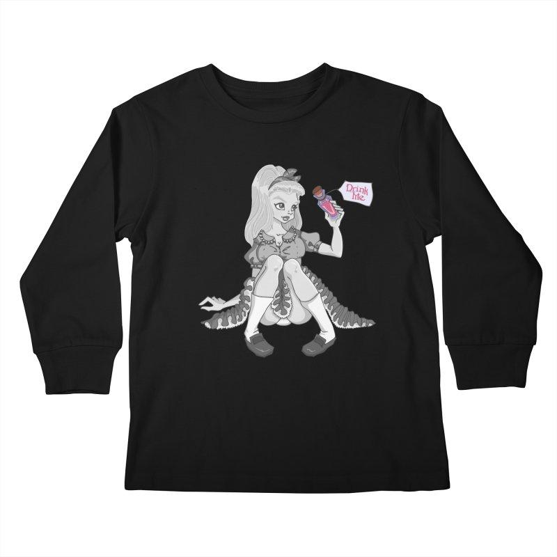 Alice Kids Longsleeve T-Shirt by anishacreations's Artist Shop