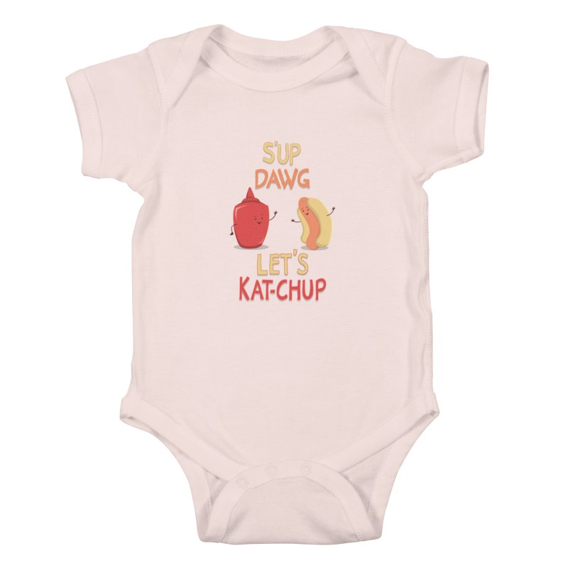 Good Old Friends! Kids Baby Bodysuit by anishacreations's Artist Shop