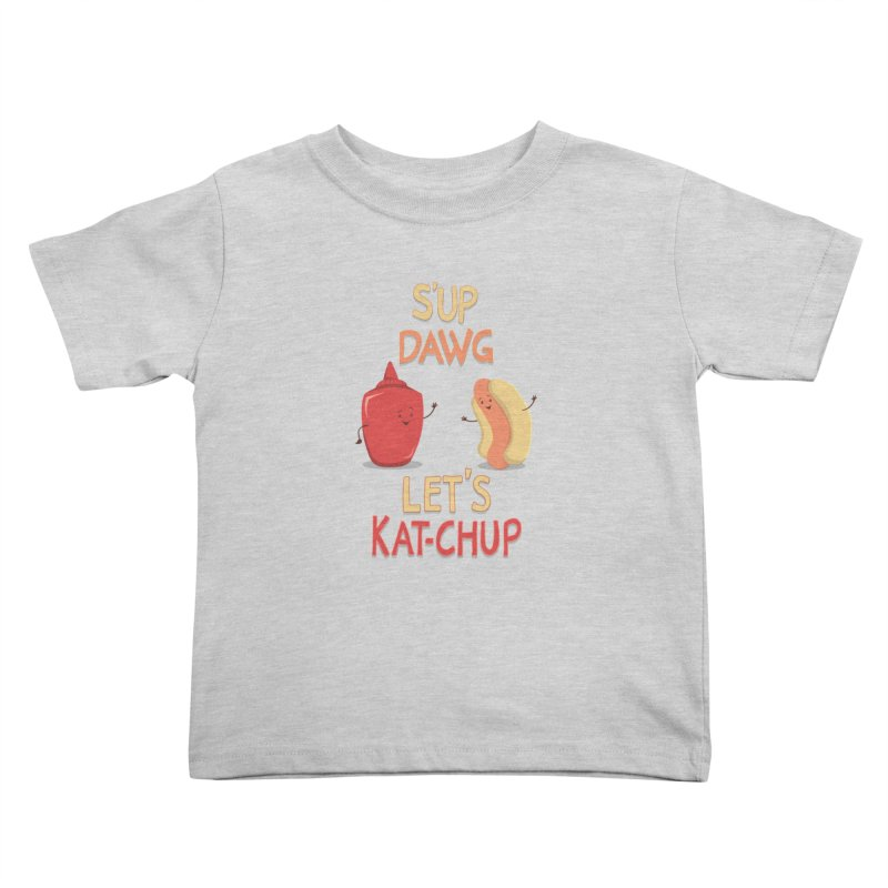 Good Old Friends! Kids Toddler T-Shirt by anishacreations's Artist Shop