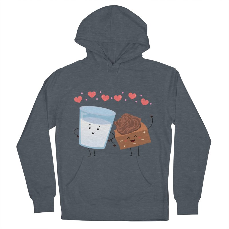 Brownie's BFF Men's Pullover Hoody by anishacreations's Artist Shop