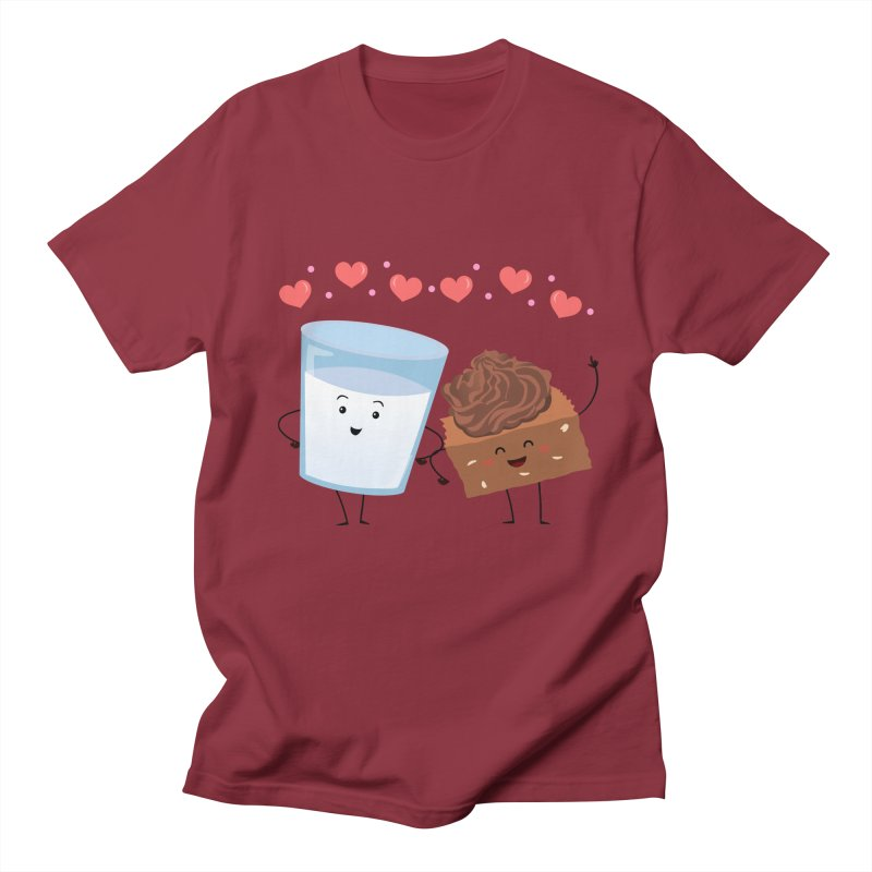 Brownie's BFF Men's Regular T-Shirt by anishacreations's Artist Shop