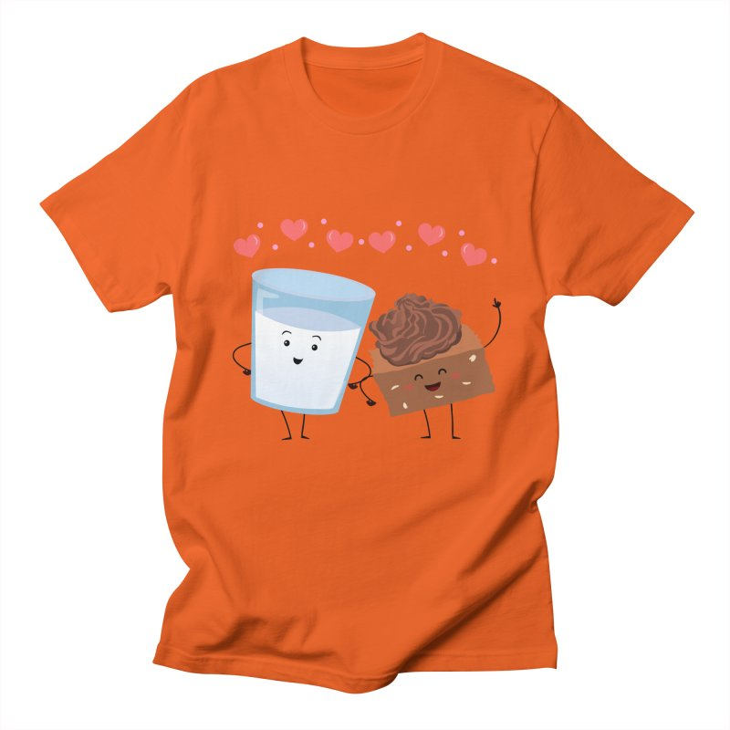Brownie's BFF Men's T-shirt by anishacreations's Artist Shop