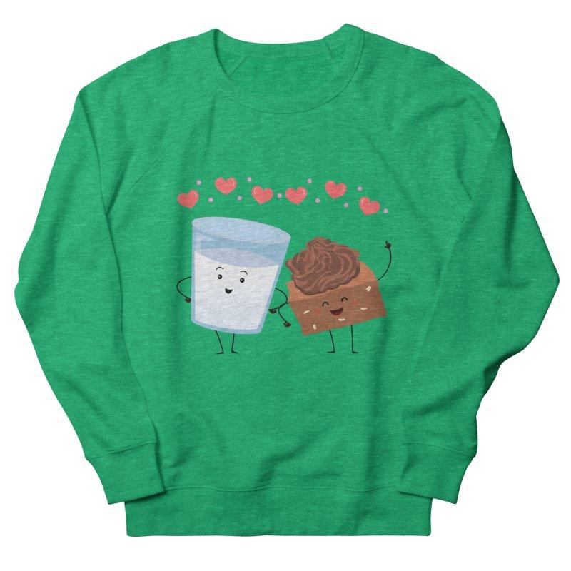 Brownie's BFF Men's Sweatshirt by anishacreations's Artist Shop