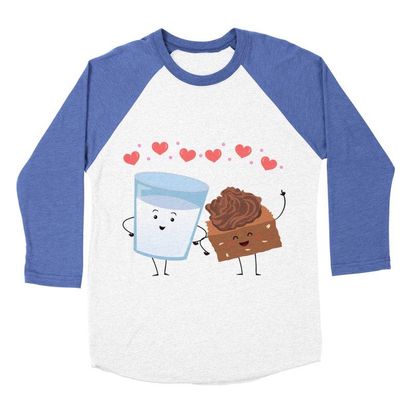 Brownie's BFF Women's Baseball Triblend T-Shirt by anishacreations's Artist Shop
