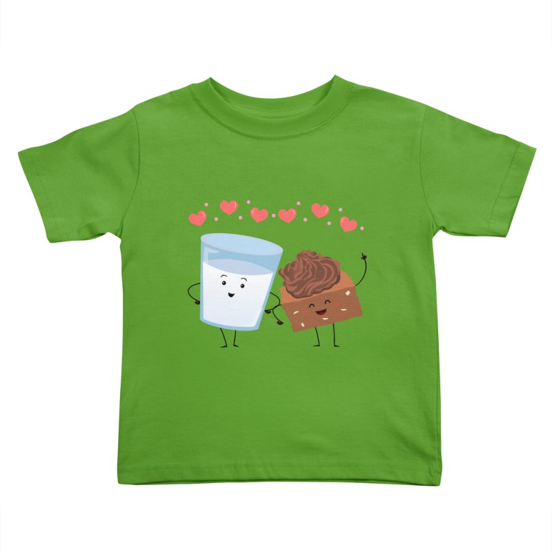 Brownie's BFF Kids Toddler T-Shirt by anishacreations's Artist Shop