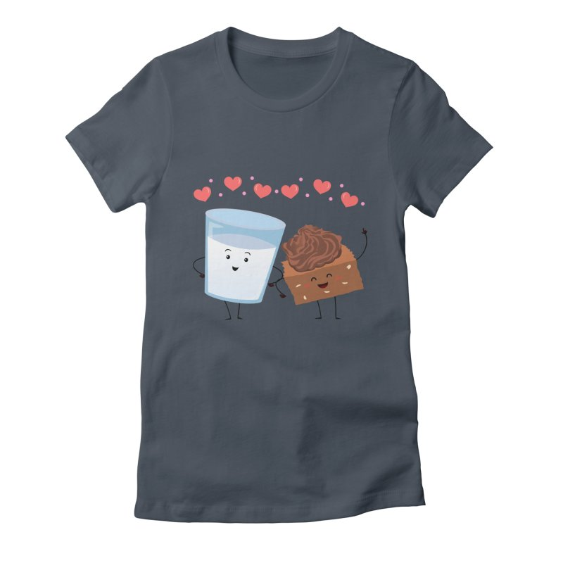 Brownie's BFF Women's T-Shirt by anishacreations's Artist Shop
