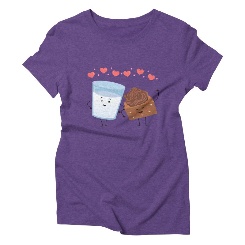 Brownie's BFF Women's Triblend T-shirt by anishacreations's Artist Shop