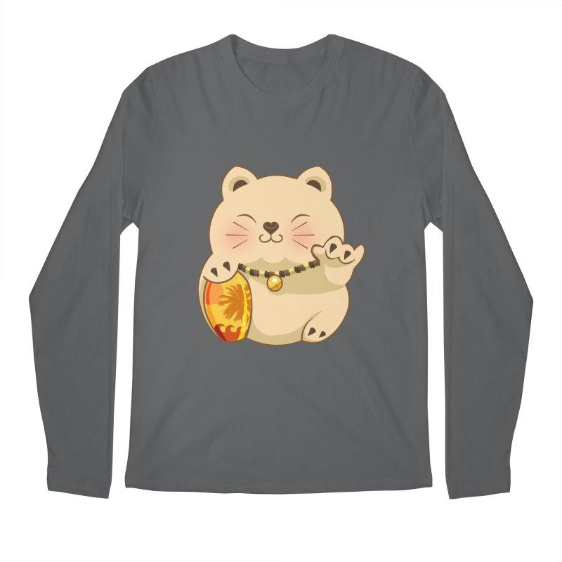 Lucky Shaka Men's Longsleeve T-Shirt by anishacreations's Artist Shop