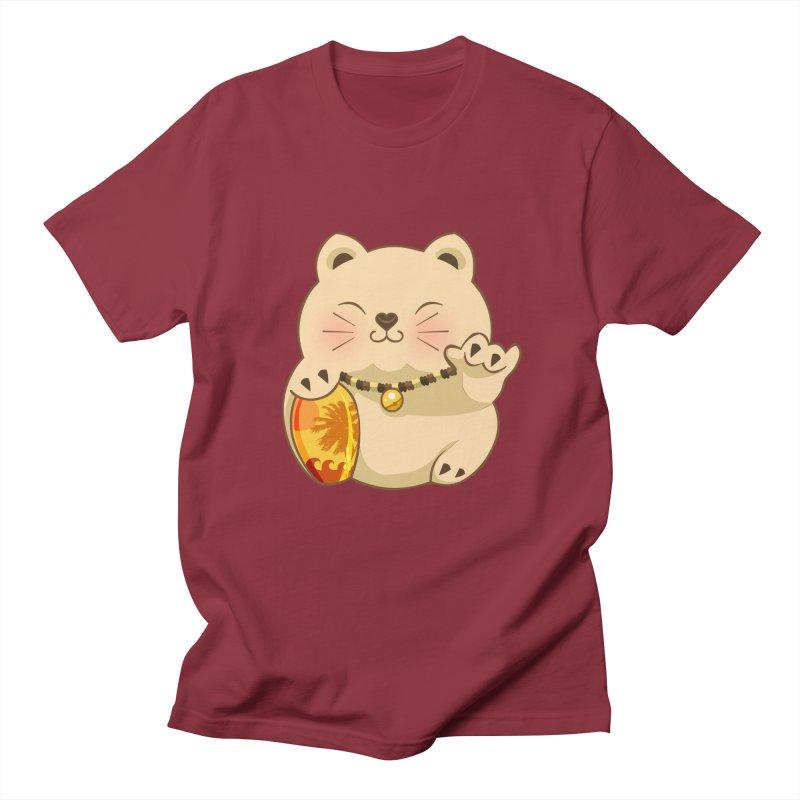 Lucky Shaka Men's T-Shirt by anishacreations's Artist Shop