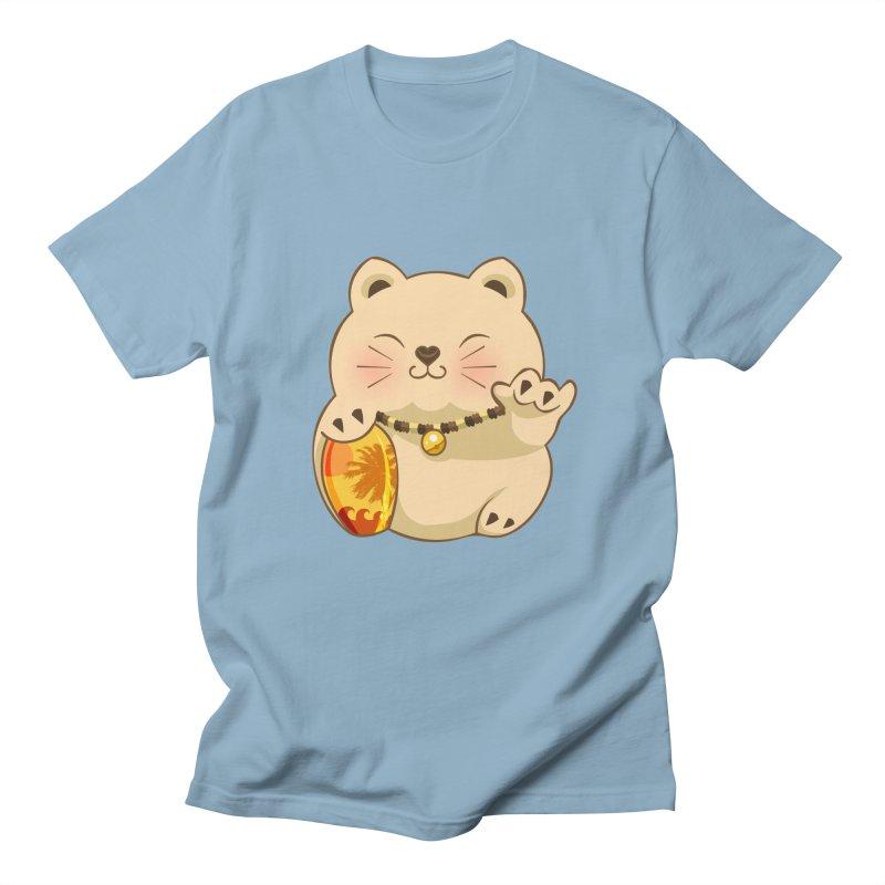 Lucky Shaka Men's Regular T-Shirt by anishacreations's Artist Shop