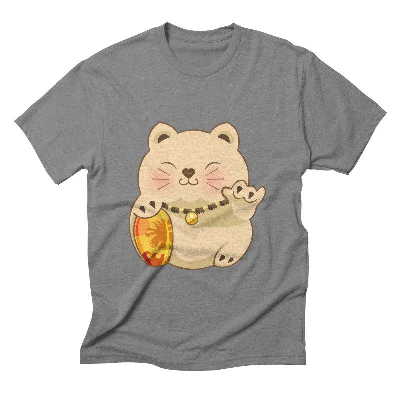 Lucky Shaka Men's Triblend T-shirt by anishacreations's Artist Shop
