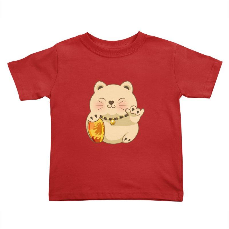 Lucky Shaka Kids Toddler T-Shirt by anishacreations's Artist Shop