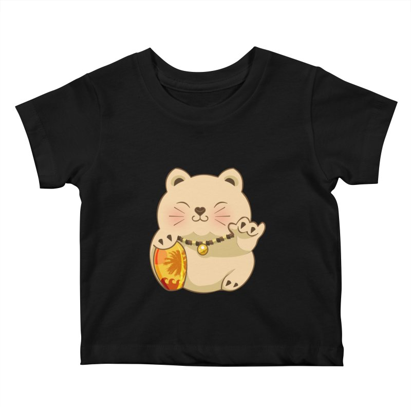 Lucky Shaka Kids Baby T-Shirt by anishacreations's Artist Shop