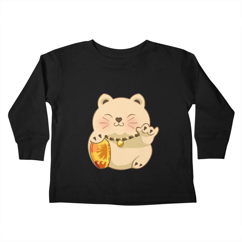 Lucky Shaka Kids Toddler Longsleeve T-Shirt by anishacreations's Artist Shop