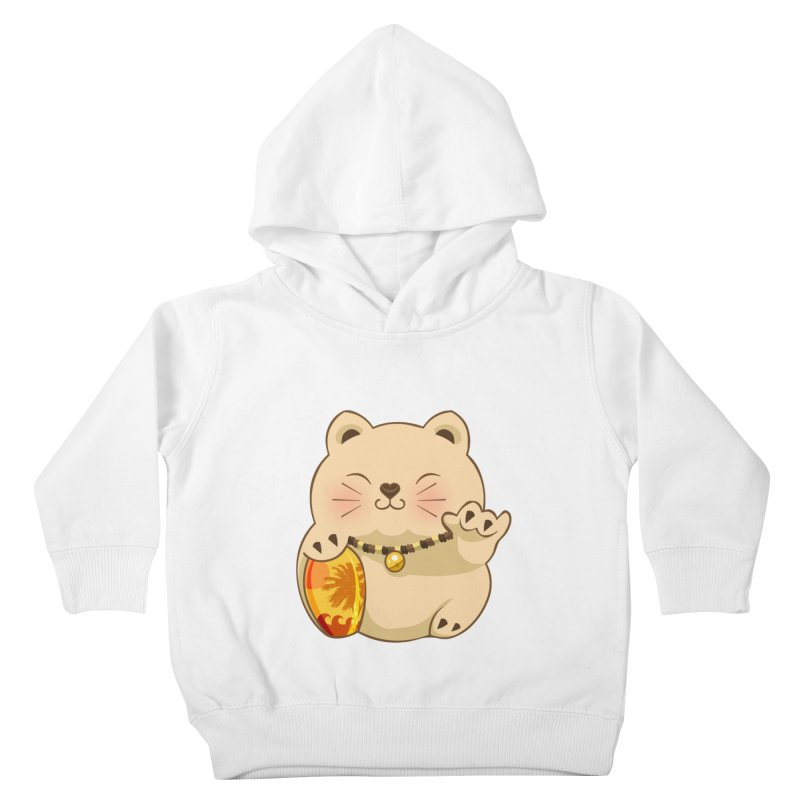 Lucky Shaka Kids Toddler Pullover Hoody by anishacreations's Artist Shop