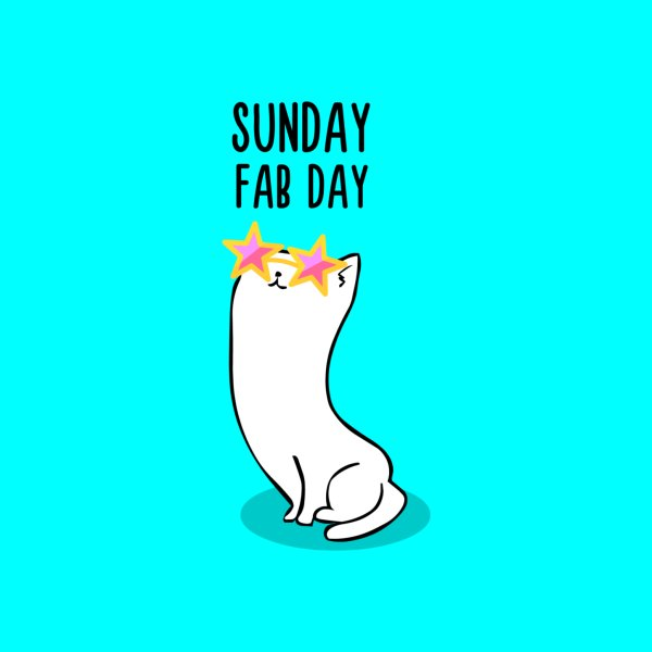 image for Sunday Fab Day