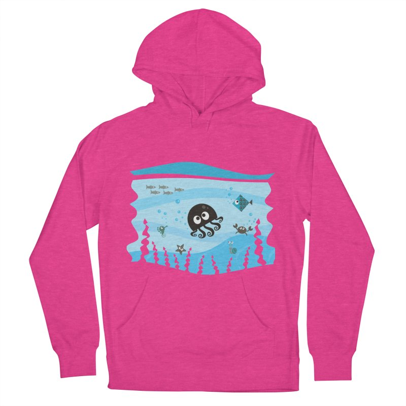 Under the sea Women's Pullover Hoody by anishacreations's Artist Shop