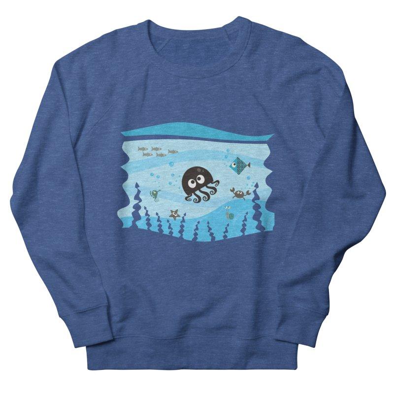 Under the sea Men's Sweatshirt by anishacreations's Artist Shop