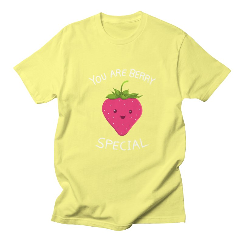 Fruity Truth Men's T-Shirt by anishacreations's Artist Shop
