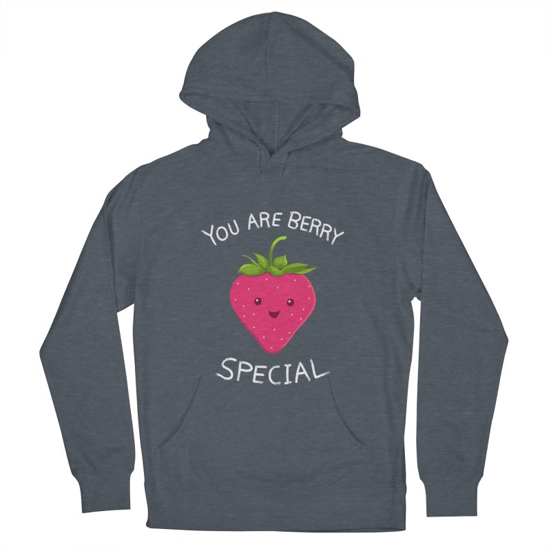 Fruity Truth Men's French Terry Pullover Hoody by anishacreations's Artist Shop
