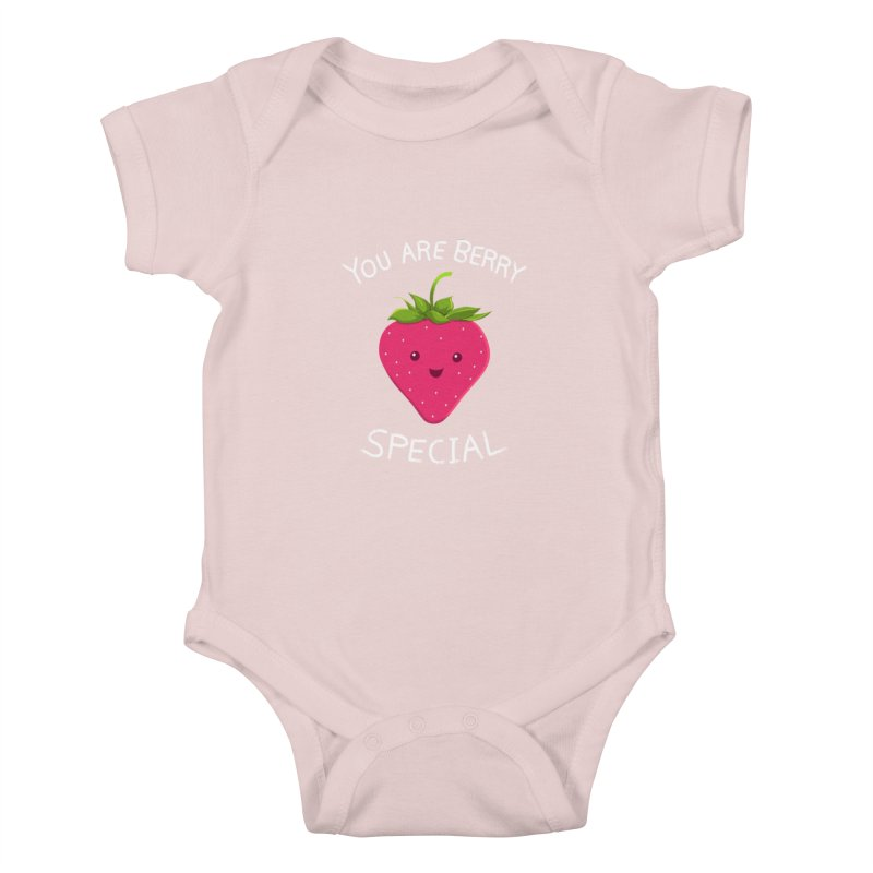 Fruity Truth Kids Baby Bodysuit by anishacreations's Artist Shop