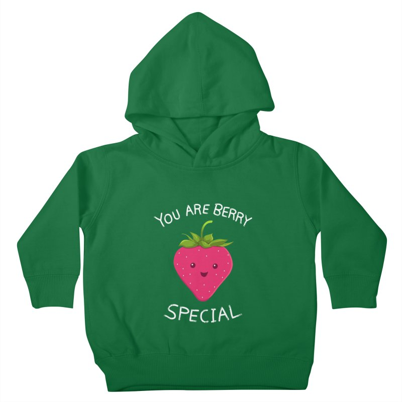 Fruity Truth Kids Toddler Pullover Hoody by anishacreations's Artist Shop