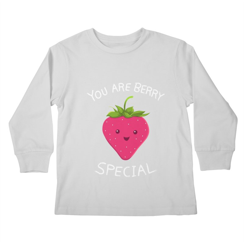 Fruity Truth Kids Longsleeve T-Shirt by anishacreations's Artist Shop
