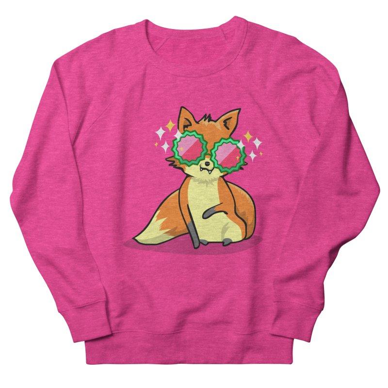 Foxy & Fabulous Women's Sweatshirt by anishacreations's Artist Shop