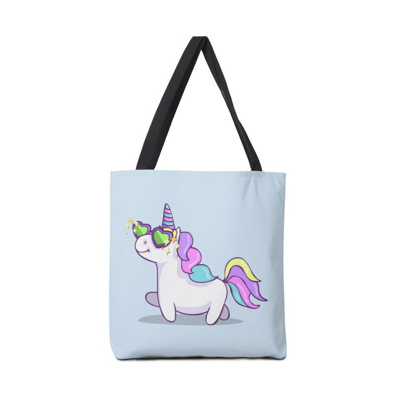 Fabulous Unicorn Accessories Tote Bag Bag by anishacreations's Artist Shop
