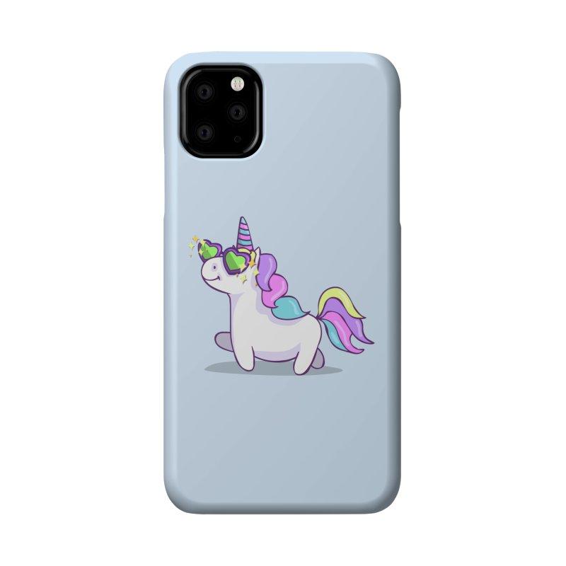 Fabulous Unicorn Accessories Phone Case by anishacreations's Artist Shop