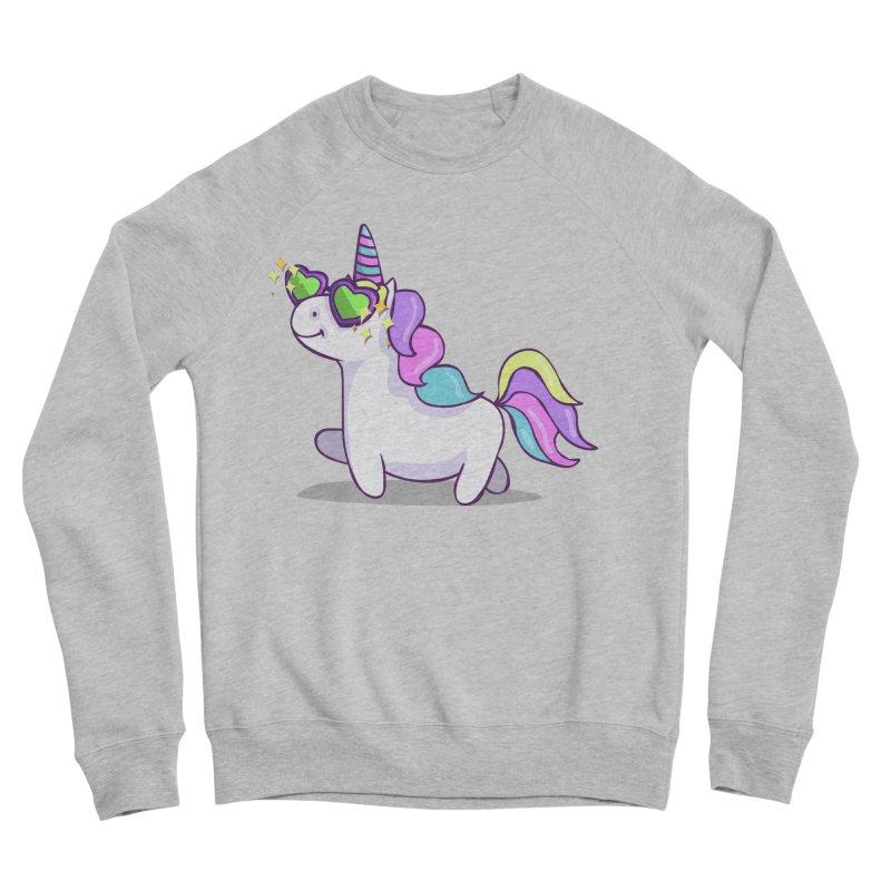 Fabulous Unicorn Women's Sponge Fleece Sweatshirt by anishacreations's Artist Shop