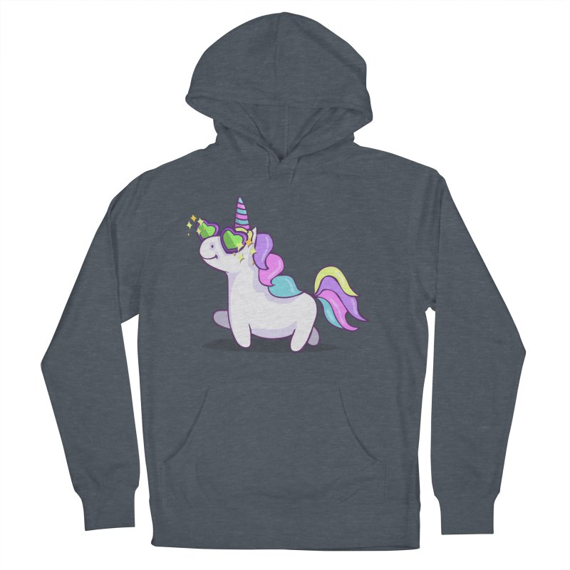 Fabulous Unicorn Women's French Terry Pullover Hoody by anishacreations's Artist Shop