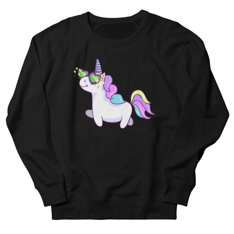 Fabulous Unicorn Women's French Terry Sweatshirt by anishacreations's Artist Shop