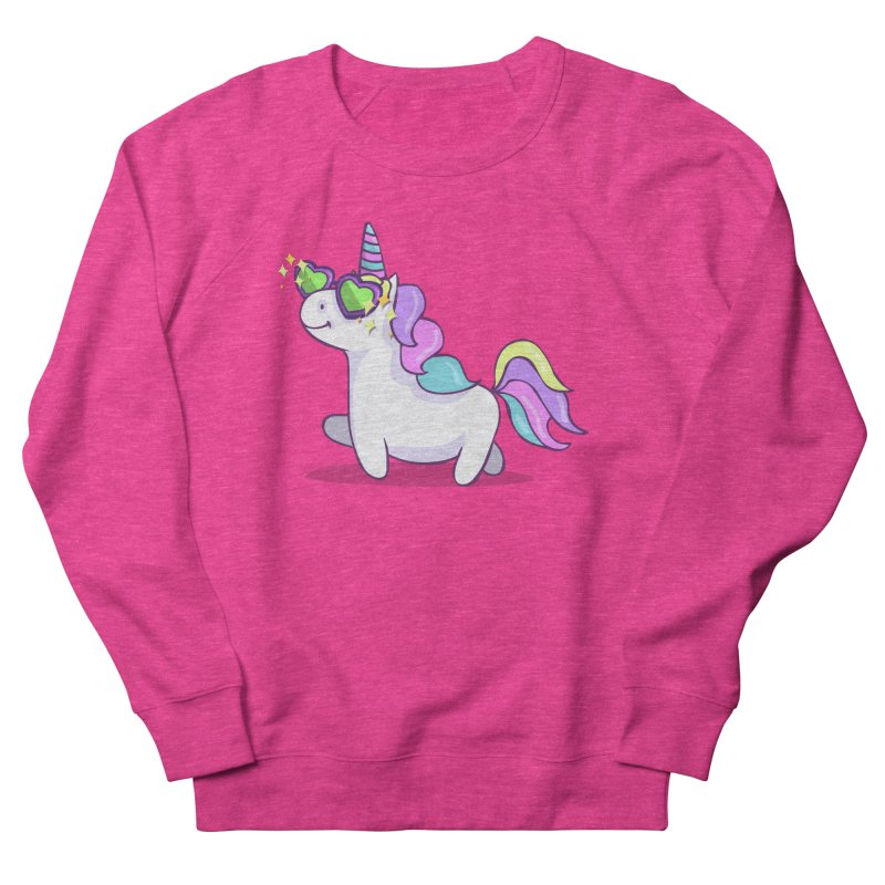 Fabulous Unicorn Men's French Terry Sweatshirt by anishacreations's Artist Shop