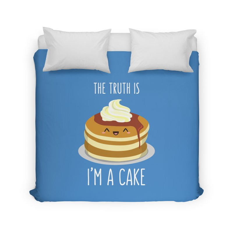 Sweet Truth Home Duvet by anishacreations's Artist Shop