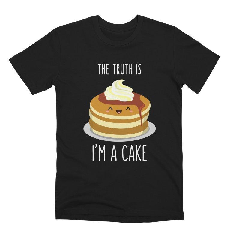 Sweet Truth Men's Premium T-Shirt by anishacreations's Artist Shop