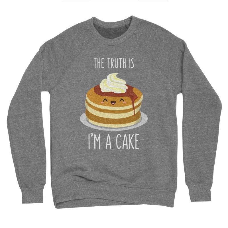Sweet Truth Women's Sponge Fleece Sweatshirt by anishacreations's Artist Shop
