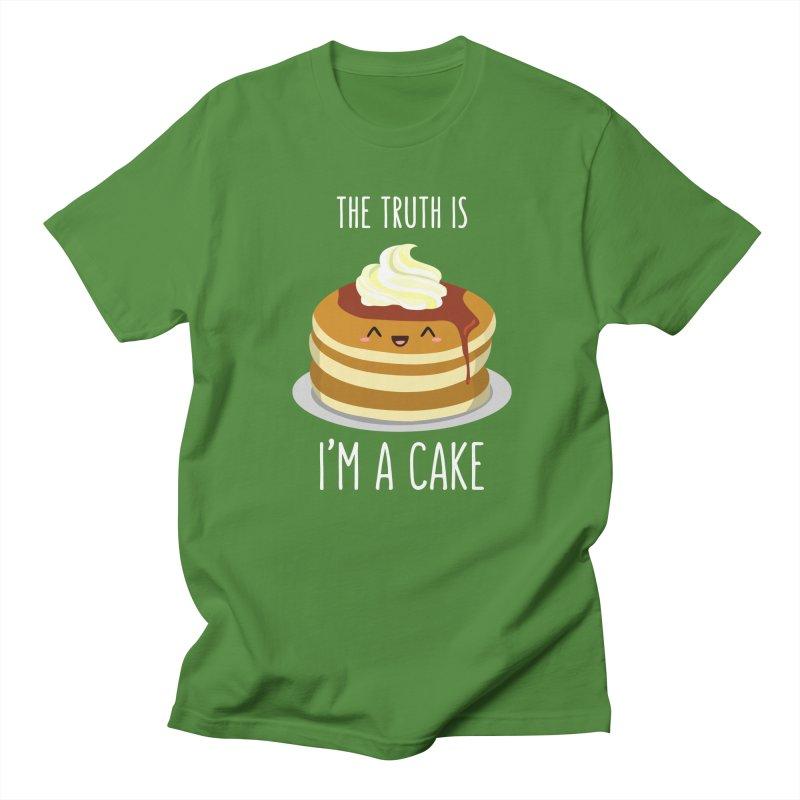 Sweet Truth Men's Regular T-Shirt by anishacreations's Artist Shop