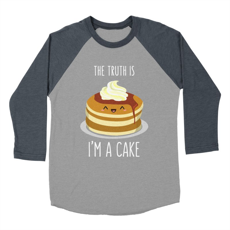Sweet Truth Women's Baseball Triblend Longsleeve T-Shirt by anishacreations's Artist Shop