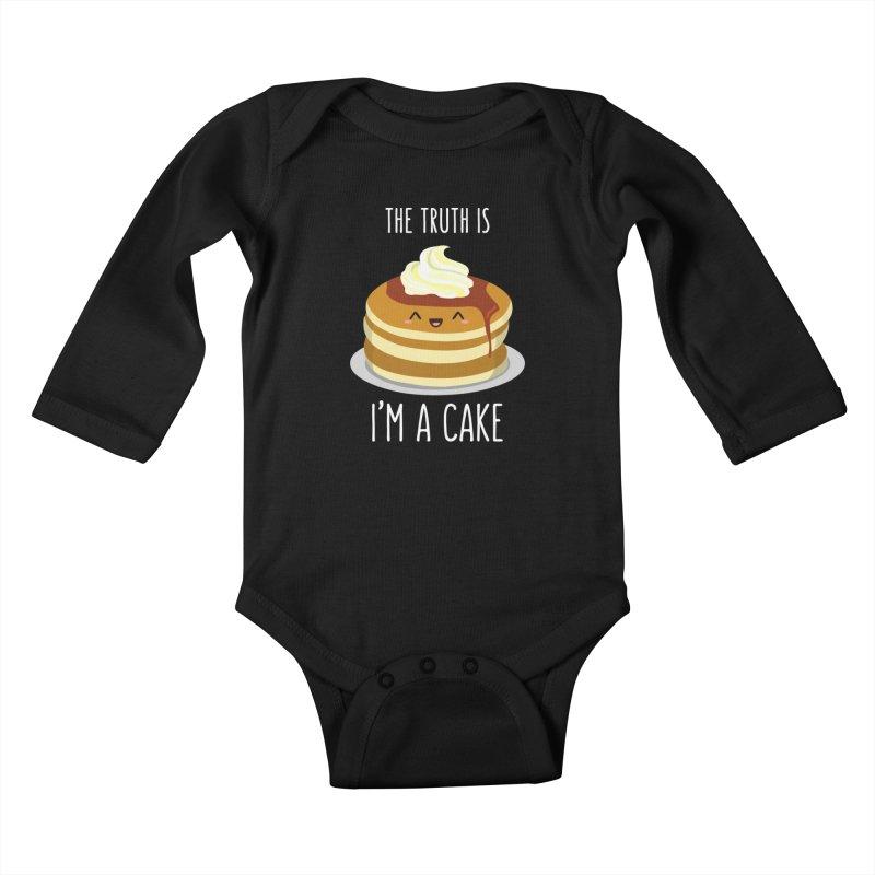 Sweet Truth Kids Baby Longsleeve Bodysuit by anishacreations's Artist Shop