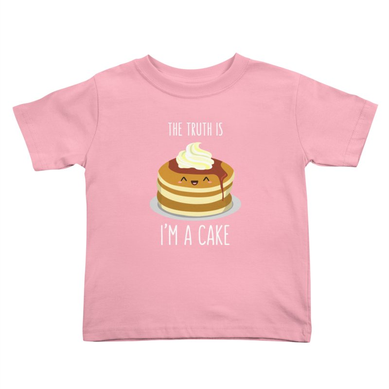 Sweet Truth Kids Toddler T-Shirt by anishacreations's Artist Shop