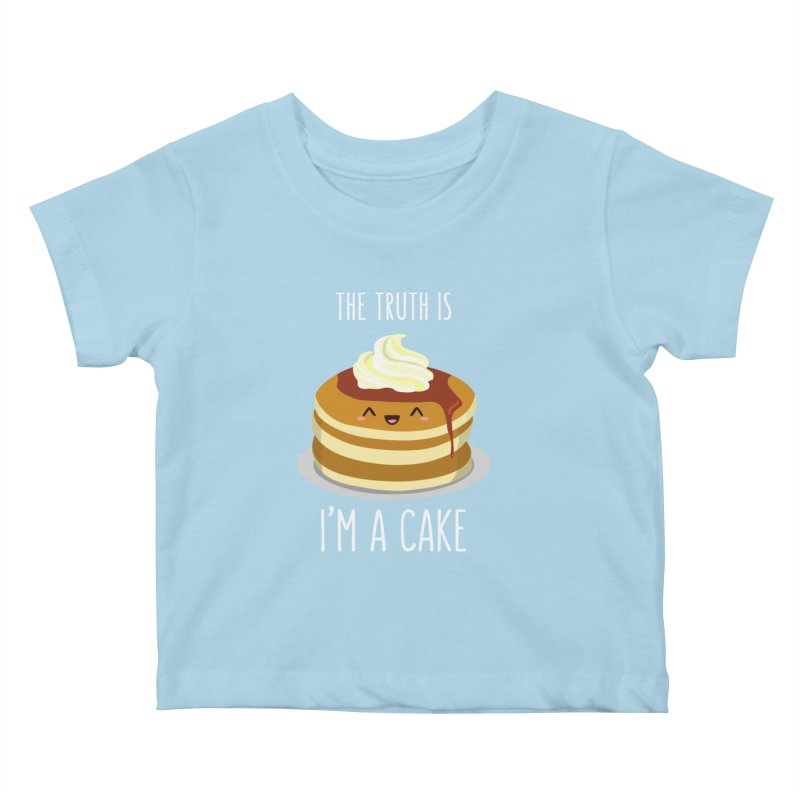 Sweet Truth Kids Baby T-Shirt by anishacreations's Artist Shop