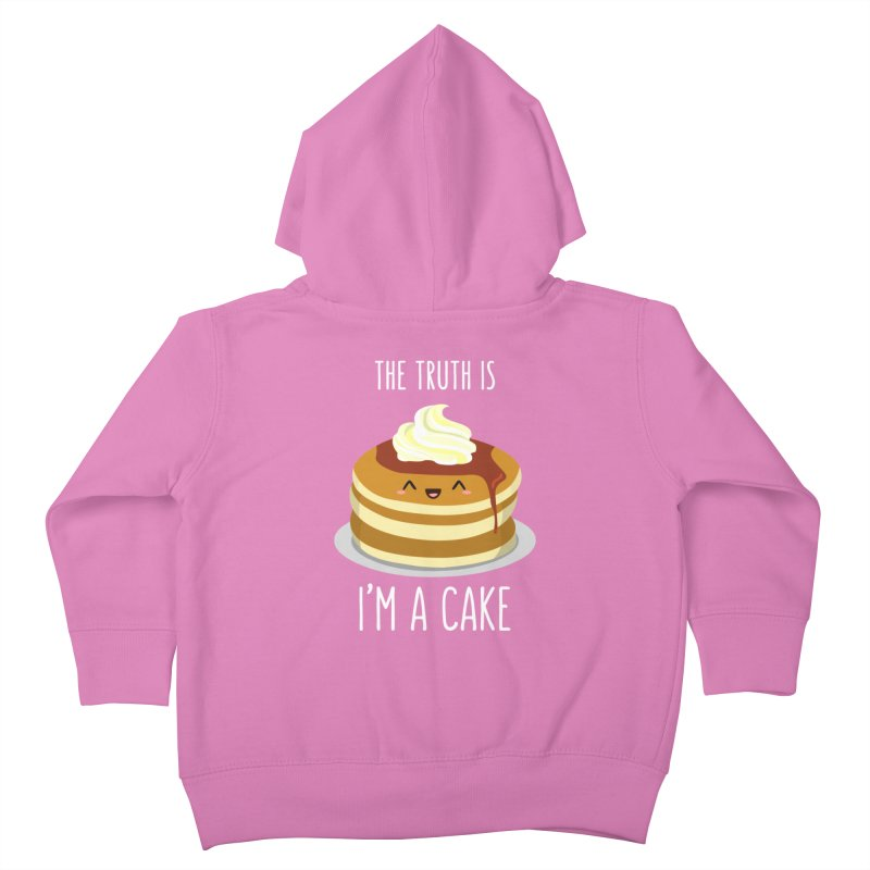 Sweet Truth Kids Toddler Zip-Up Hoody by anishacreations's Artist Shop