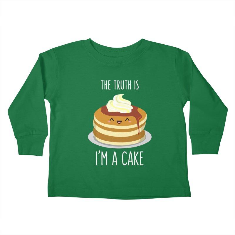 Sweet Truth Kids Toddler Longsleeve T-Shirt by anishacreations's Artist Shop