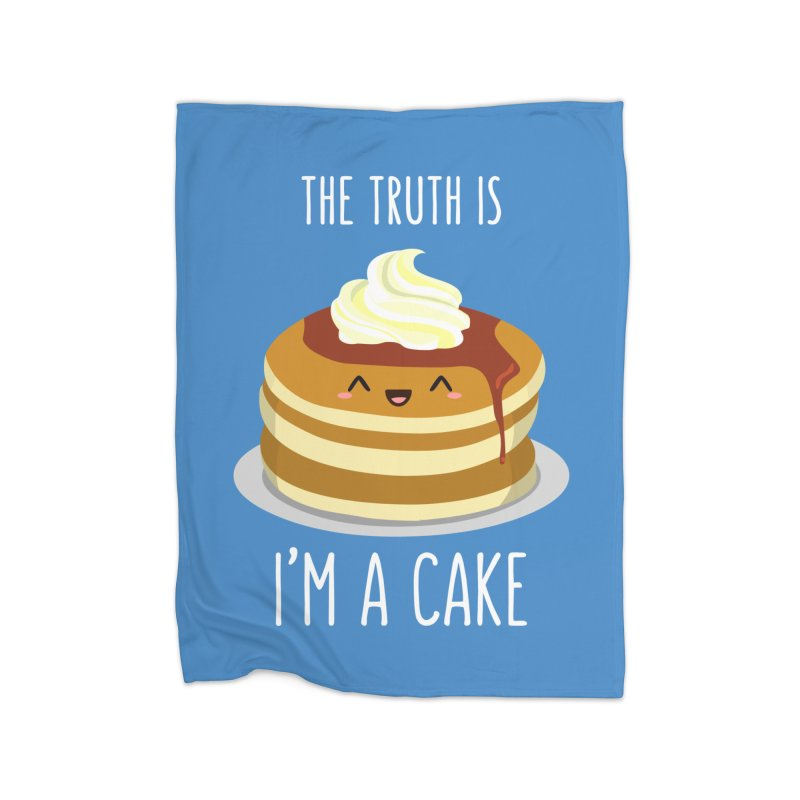 Sweet Truth Home Blanket by anishacreations's Artist Shop