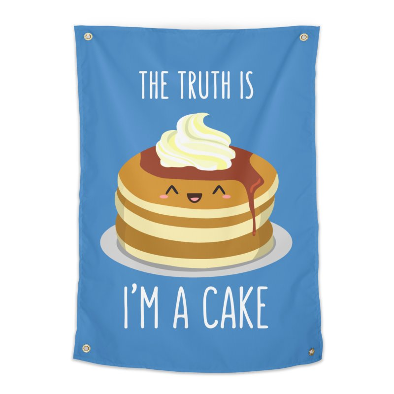 Sweet Truth Home Tapestry by anishacreations's Artist Shop