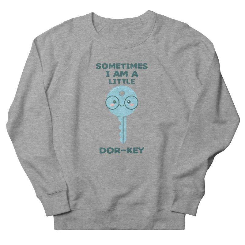 Dor-KEY Men's French Terry Sweatshirt by anishacreations's Artist Shop