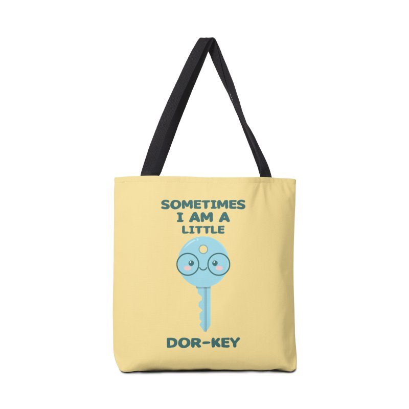 Dor-KEY Accessories Tote Bag Bag by anishacreations's Artist Shop