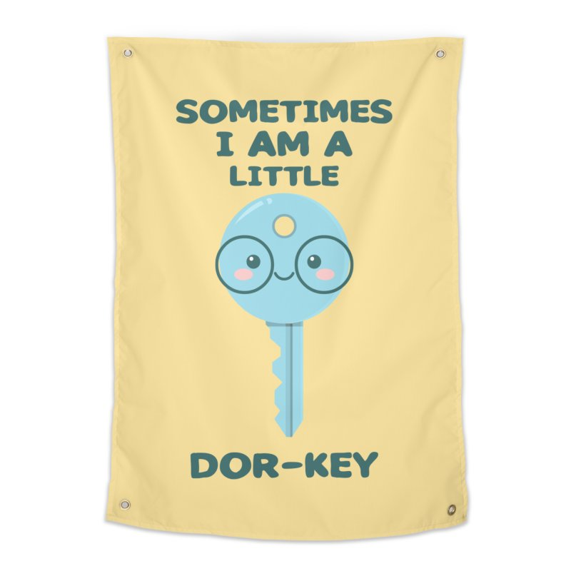 Dor-KEY Home Tapestry by anishacreations's Artist Shop